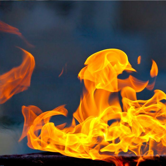 Flaming February!